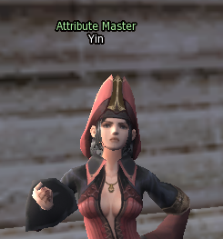 Attribute Master NPC